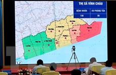 Nhiều tỉnh, thành phía Nam tiếp tục giãn cách xã hội theo Chỉ thị 16