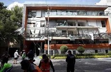 Mexico: Rò rỉ khí gas gây nổ làm hàng chục người bị thương