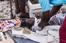 Động đất ở Haiti: Các bệnh viện quá tải, số người chết tiếp tục tăng