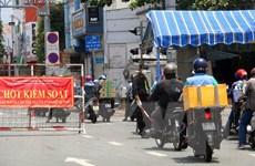 Thành phố Hồ Chí Minh rà soát lại đối tượng được phép ra đường