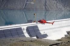 Thụy Sĩ khởi công xây dựng nhà máy điện Mặt Trời đầu tiên trên núi cao