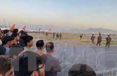 Mỹ duy trì 5.800 binh sỹ tại Kabul để hỗ trợ công tác sơ tán
