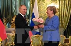Đức kêu gọi duy trì đối thoại với Nga bất chấp những khác biệt