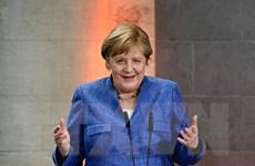 Thủ tướng Đức Angela Merkel lên đường thăm nước Nga