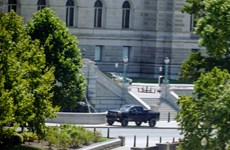 Mỹ: Đối tượng đe dọa kích nổ bom gần Điện Capitol đầu hàng
