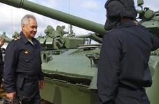 Nga khai mạc Diễn dàn Army 2021 và Army Games 2021