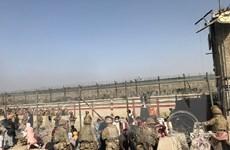 WHO chưa thể vận chuyển hàng hóa viện trợ y tế vào Afghanistan