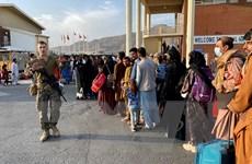 Afghanistan: Chính quyền Mỹ đặc biệt tập trung vào công tác sơ tán