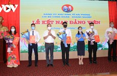 Vai trò tổ chức Công đoàn trong phát triển Đảng tại doanh nghiệp FDI