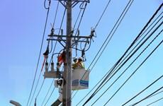 Dịch COVID-19: Điện lực miền Bắc tìm cách hoàn thành các công trình