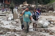 Venezuela: Mưa lớn khiến 20 người thiệt mạng, 17 người mất tích