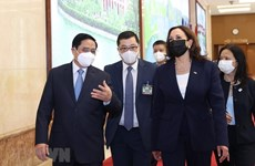 """Mỹ khẳng định lợi ích địa chiến lược tại """"trái tim châu Á"""""""