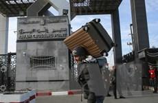 Ai Cập mở lại một phần cửa khẩu Rafah, cho phép vận tải một chiều