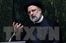 Tổng thống Iran cam kết cải thiện kinh tế và cách ứng phó COVID-19
