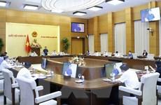 Chủ tịch QH chủ trì họp cho ý kiến về các kế hoạch, báo cáo gíám sát