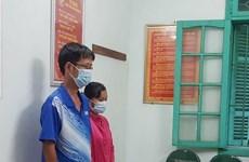 Thái Bình: Bắt 2 nhân viên y tế nhận hối lộ để công nhân 'thông chốt'