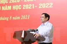 Toàn văn phát biểu của Thủ tướng về triển khai năm học 2021-2022