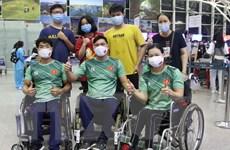 Paralympic Tokyo 2020: Bơi lội Việt Nam nỗ lực kiếm tìm huy chương