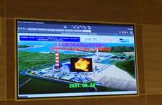 Thanh Hóa: Tổ máy số 2 Nhiệt điện Nghi Sơn 2 sẽ đốt than vào tháng 10