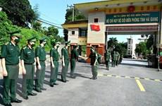 Hà Giang: Chiến sỹ quân y xung phong vào tâm dịch COVID-19 phía Nam