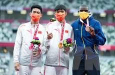 Paralympic Tokyo 2020: Đoàn Trung Quốc tiếp tục dẫn đầu bảng xếp hạng