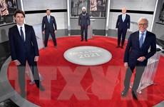 Tổng tuyển cử Canada: Lãnh đạo các chính đảng tranh luận gay gắt