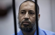 Libya trả tự do cho con trai nhà cựu lãnh đạo Muammar Gaddafi