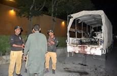 Taliban tại Pakistan thừa nhận đánh bom gần biên giới với Afghanistan