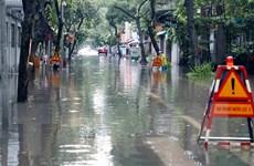 Các khu vực trên cả nước đều có mưa dông, đề phòng lốc sét, mưa đá