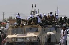 Thủ tướng Đức kêu gọi đối thoại với Taliban để hỗ trợ công tác sơ tán