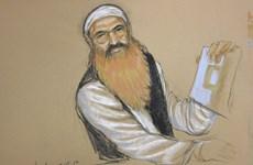 Mỹ nối lại phiên tòa xét xử kẻ nghi chủ mưu loạt vụ khủng bố 11/9