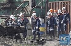 Tai nạn hầm mỏ tại miền Đông Ukraine khiến gần 30 người thương vong