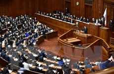 Quốc hội Nhật Bản có thể nhóm họp để bầu thủ tướng mới