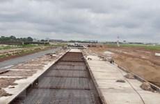 Các dự án giao thông tại TP Hồ Chí Minh mới giải ngân được 13,5%