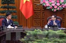 Việt Nam-Nhật Bản thúc đẩy quan hệ Đối tác Chiến lược sâu rộng