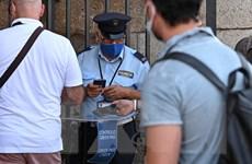 """COVID-19: Italy ban hành luật mới về """"thẻ xanh"""" với người lao động"""