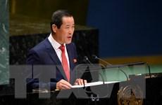 Đại sứ Triều Tiên Kim Song sẽ tham dự phiên họp ĐHĐ LHQ khóa 76
