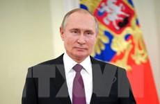 Tổng thống Nga Putin sẽ tham dự Olympic mùa Đông Bắc Kinh 2022
