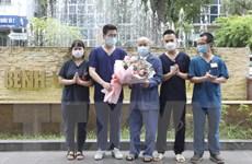 Hà Nội: Bệnh nhân mắc COVID-19 nặng được chữa khỏi bằng kỹ thuật ECMO