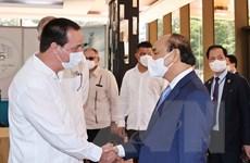 Việt Nam-Cuba hợp tác nghiên cứu, chuyển giao sản xuất dược phẩm