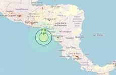 Động đất độ lớn 6,5 làm rung chuyển khu vực gần bờ biển Nicaragua