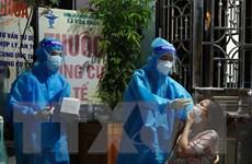 Đoàn cán bộ y tế Hà Nội hỗ trợ tỉnh Hà Nam phòng, chống dịch COVID-19