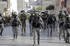 Đấu súng dữ dội ở Bờ Tây khiến ít nhất 7 người thương vong