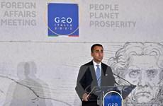 Italy hỗ trợ người dân Afghanistan, không công nhận chính phủ Taliban