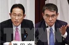 Nhật Bản: Các ứng cử viên Taro Kono và Fumio Kishida so kè quyết liệt