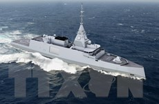 """Hy Lạp mua 3 tàu khu trục của Pháp, thắt chặt """"liên minh vững chắc"""""""