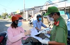 Chấn chỉnh hoạt động phòng chống COVID-19 tại thành phố Phan Thiết