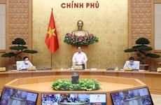 [Photo] Thủ tướng chủ trì Phiên họp Chính phủ thường kỳ tháng Chín