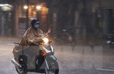Nhiều khu vực trên cả nước có mưa dông, đề phòng thời tiết nguy hiểm