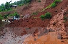 11 địa phương ở Bắc Bộ đề phòng nguy cơ lũ quét, sạt lở đất do mưa lớn